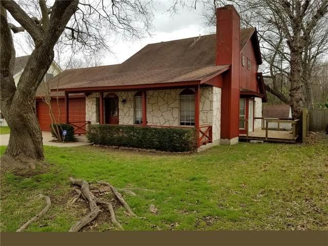 2111 Shiloh Dr, Austin, TX 78745 (#1435523) :: Douglas Residential