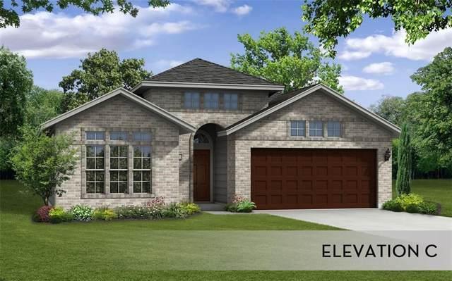 128 Rebel Red Loop, Liberty Hill, TX 78642 (#1436976) :: Ben Kinney Real Estate Team