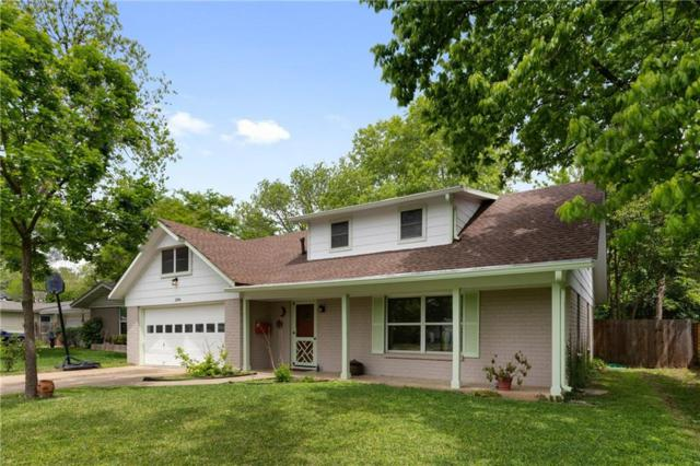 3006 Hunt Trl, Austin, TX 78757 (#1438338) :: The Perry Henderson Group at Berkshire Hathaway Texas Realty
