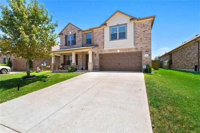 909 Watson Way, Pflugerville, TX 78660 (#1438474) :: Ben Kinney Real Estate Team