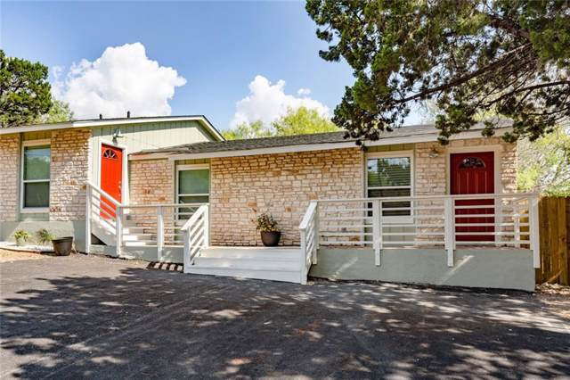 1111/1113 Hazelton St, San Marcos, TX 78666 (#1438631) :: Papasan Real Estate Team @ Keller Williams Realty