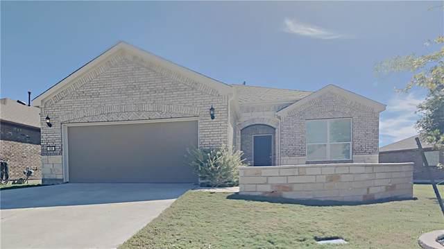104 Longview Ln, Georgetown, TX 78633 (#1439699) :: First Texas Brokerage Company
