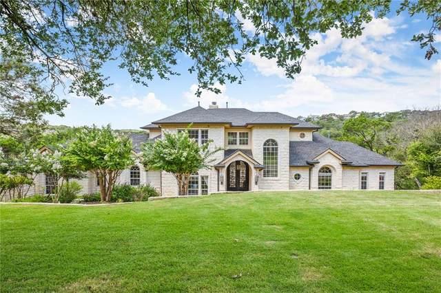 401 Redbud Trl, West Lake Hills, TX 78746 (#1442420) :: Lauren McCoy with David Brodsky Properties