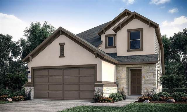 420 Pepperbark Loop, Buda, TX 78610 (#1443366) :: Papasan Real Estate Team @ Keller Williams Realty