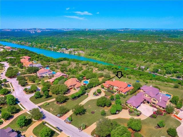 316 Dawn River Cv, Austin, TX 78732 (#1446595) :: Service First Real Estate