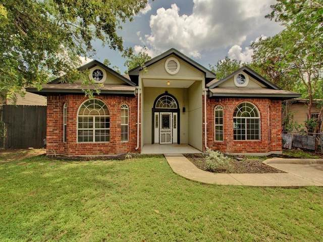 4501 Leslie Ave, Austin, TX 78721 (#1449129) :: Lancashire Group at Keller Williams Realty