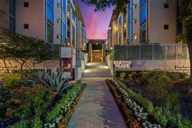 1600 Barton Springs Rd #1307, Austin, TX 78704 (#1450584) :: Realty Executives - Town & Country
