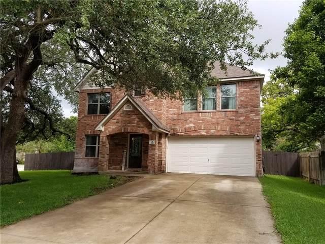 332 Cliffwood Dr, Georgetown, TX 78633 (MLS #1450834) :: Green Residential