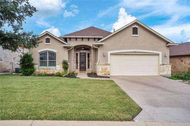 829 Caprock Canyon Trl, Georgetown, TX 78633 (#1451073) :: First Texas Brokerage Company