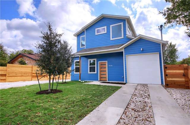 7513 Bethune Ave A, Austin, TX 78752 (#1452379) :: Zina & Co. Real Estate