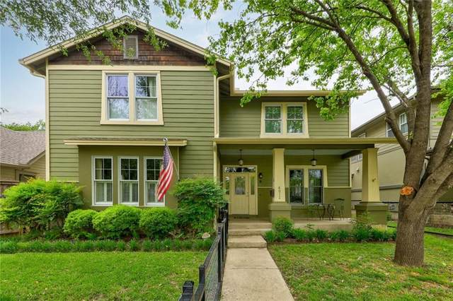4012 Duval St 1-B, Austin, TX 78751 (#1452594) :: The Perry Henderson Group at Berkshire Hathaway Texas Realty