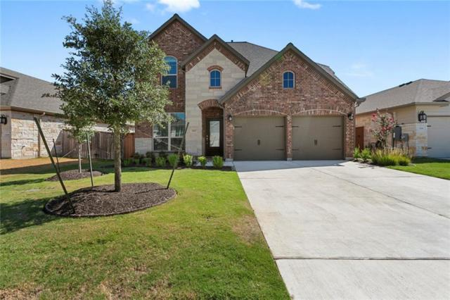 320 Crossvine Trl, Georgetown, TX 78626 (#1453351) :: The Heyl Group at Keller Williams