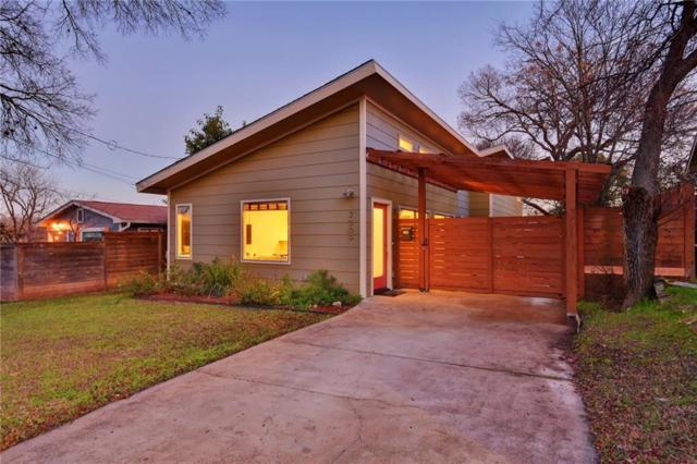 2509 E 10th St, Austin, TX 78702 (#1456036) :: Papasan Real Estate Team @ Keller Williams Realty