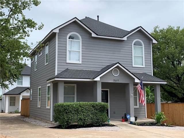 7617 Carver Ave #1, Austin, TX 78752 (#1456600) :: The Myles Group | Austin