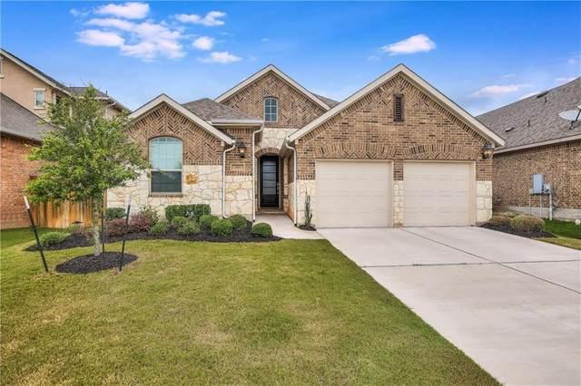 145 Fort Cobb Way, Georgetown, TX 78628 (#1457327) :: Papasan Real Estate Team @ Keller Williams Realty
