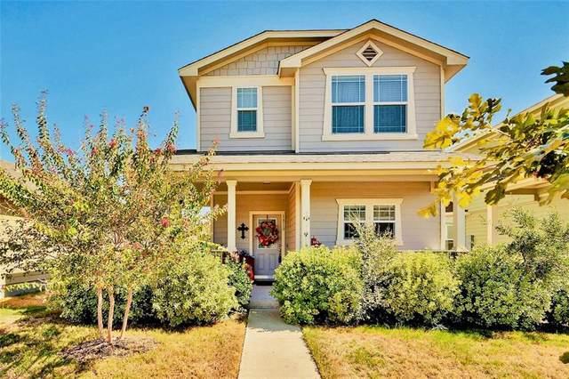 1810 Franklin Mountain Dr, Cedar Park, TX 78613 (#1457806) :: Papasan Real Estate Team @ Keller Williams Realty