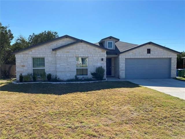 5409 Thunderbird St, Lago Vista, TX 78645 (#1457916) :: Lauren McCoy with David Brodsky Properties