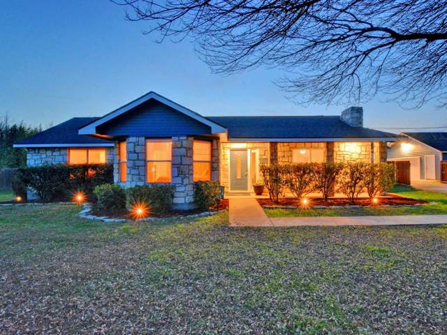4 Fairview Dr, Round Rock, TX 78665 (#1459284) :: R3 Marketing Group