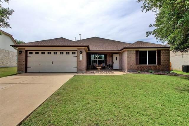 1505 Gardena Canyon Dr, Pflugerville, TX 78660 (#1459356) :: Papasan Real Estate Team @ Keller Williams Realty
