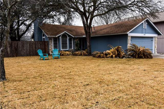 1411 Piney Creek Ln, Cedar Park, TX 78613 (#1460075) :: Watters International