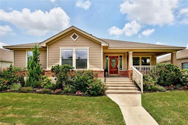 1608 Kingston Lacy Blvd, Pflugerville, TX 78660 (MLS #1460591) :: Brautigan Realty