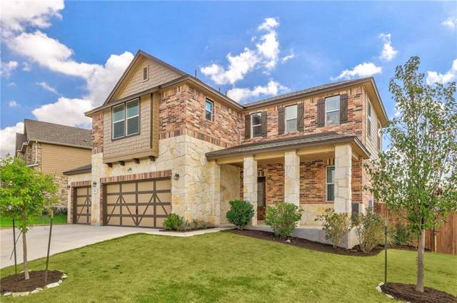 267 Telluride Dr, Georgetown, TX 78626 (#1462014) :: The Perry Henderson Group at Berkshire Hathaway Texas Realty