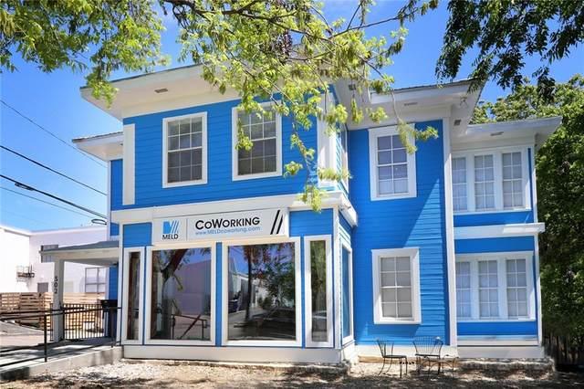 502 W 30th St, Austin, TX 78705 (#1462340) :: Papasan Real Estate Team @ Keller Williams Realty