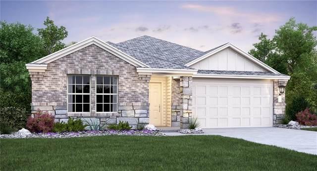 107 Pearland St, Hutto, TX 78634 (#1462408) :: Zina & Co. Real Estate