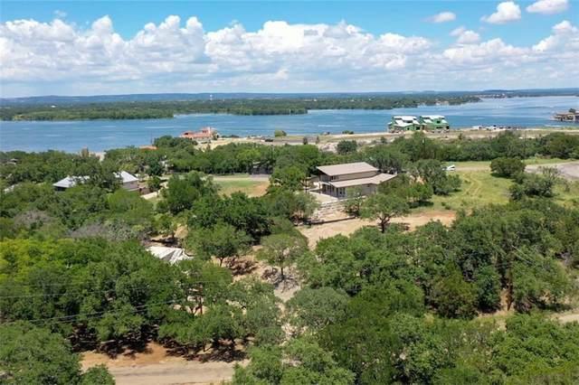 Lot 41R, 42,43 Lagoon Loop Loop, Horseshoe Bay, TX 78657 (#1463255) :: Papasan Real Estate Team @ Keller Williams Realty