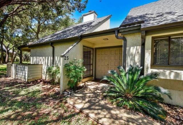 25 Casa Verde, Lakeway, TX 78734 (#1464543) :: Ben Kinney Real Estate Team