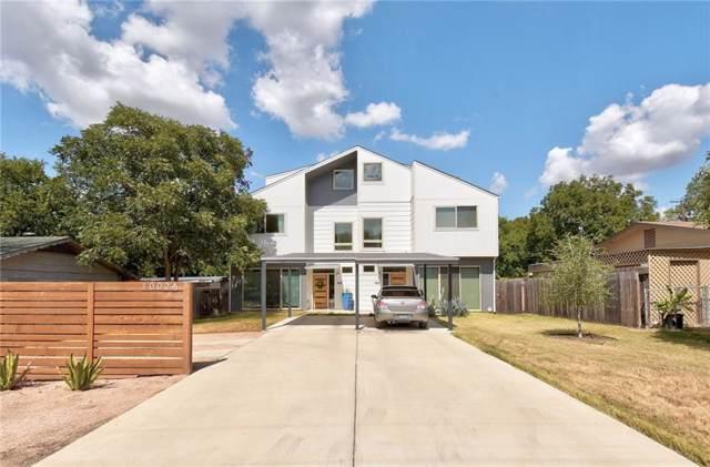 1002 S Center St A, Austin, TX 78704 (#1464941) :: Ben Kinney Real Estate Team