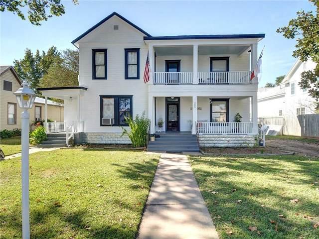 305 Ramona St, Smithville, TX 78957 (#1465012) :: First Texas Brokerage Company