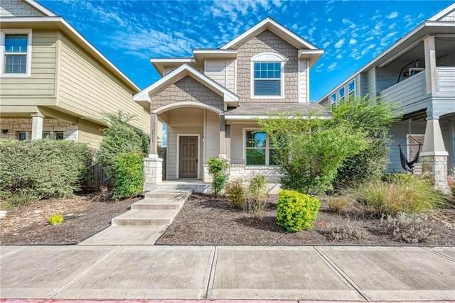 4513 Inicio Ln #355, Austin, TX 78725 (#1465226) :: Front Real Estate Co.