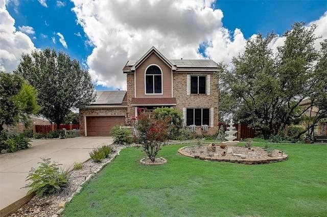 1600 Kohlers Trl, Lakeway, TX 78734 (#1466131) :: Papasan Real Estate Team @ Keller Williams Realty