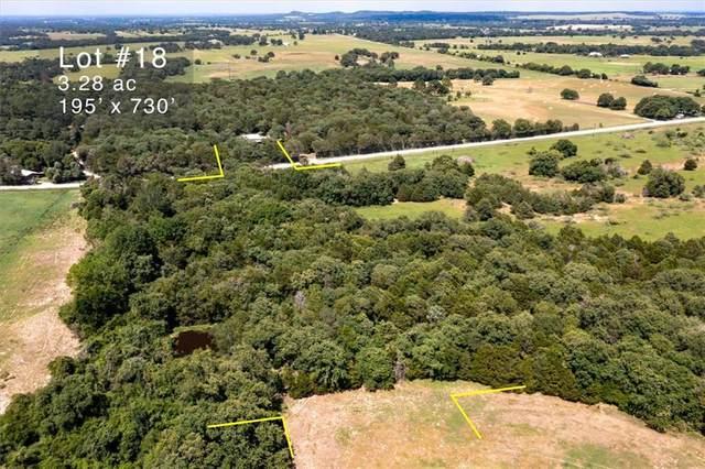 Lot 18 Eely Rd, Mcdade, TX 78650 (#1466361) :: Papasan Real Estate Team @ Keller Williams Realty