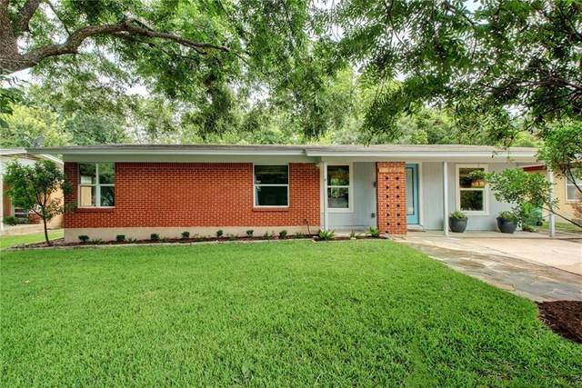 7602 Gault St, Austin, TX 78757 (#1468388) :: Papasan Real Estate Team @ Keller Williams Realty