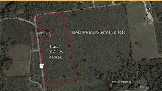 TBD Lower Elgin Rd Tract 1, Elgin, TX 78621 (#1468548) :: Lucido Global