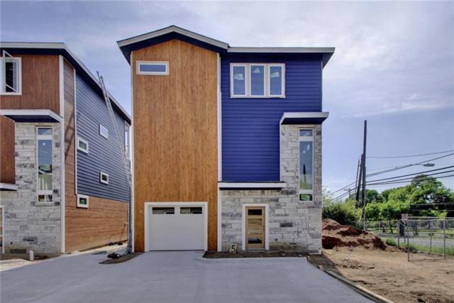 1148 Webberville Rd #5, Austin, TX 78721 (#1468550) :: Papasan Real Estate Team @ Keller Williams Realty