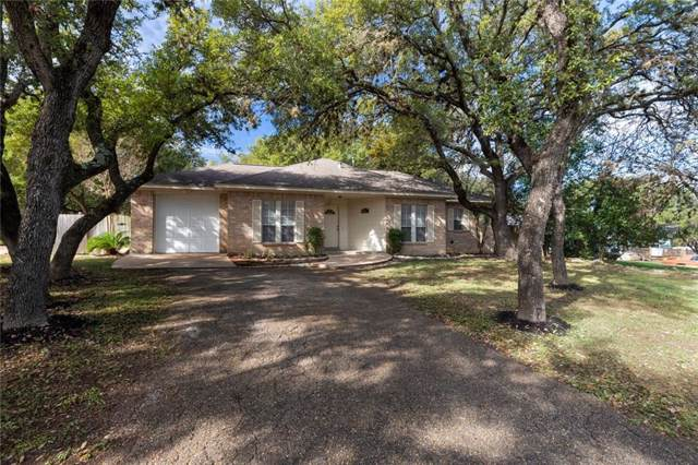 1104 Buffalo Gap Rd, Austin, TX 78734 (#1470689) :: The Perry Henderson Group at Berkshire Hathaway Texas Realty