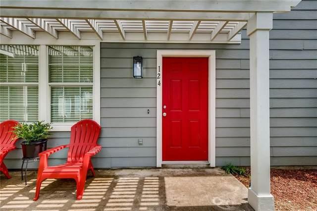 124 Rush Hvn, San Marcos, TX 78666 (#1471060) :: Papasan Real Estate Team @ Keller Williams Realty