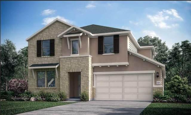 100 Sandra Ann Way, Hutto, TX 78634 (#1472615) :: Papasan Real Estate Team @ Keller Williams Realty
