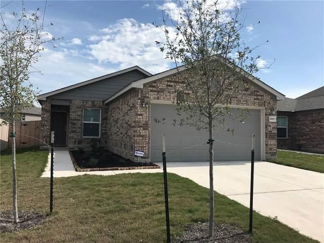 18917 James Carter Jr St, Manor, TX 78653 (#1473097) :: Zina & Co. Real Estate