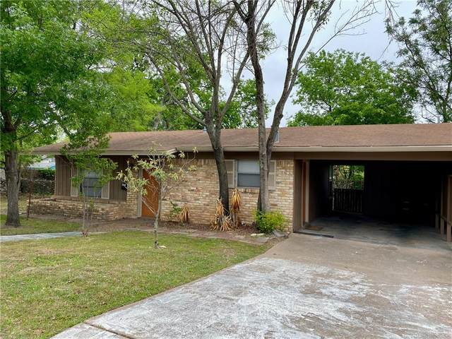 3114 Hunt Trl B, Austin, TX 78757 (#1473811) :: The Perry Henderson Group at Berkshire Hathaway Texas Realty