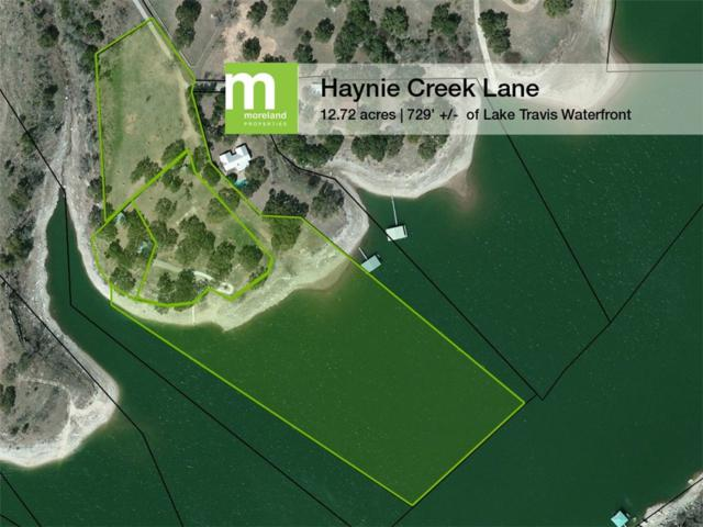 0 Haynie Creek Ln, Spicewood, TX 78669 (#1474726) :: The ZinaSells Group