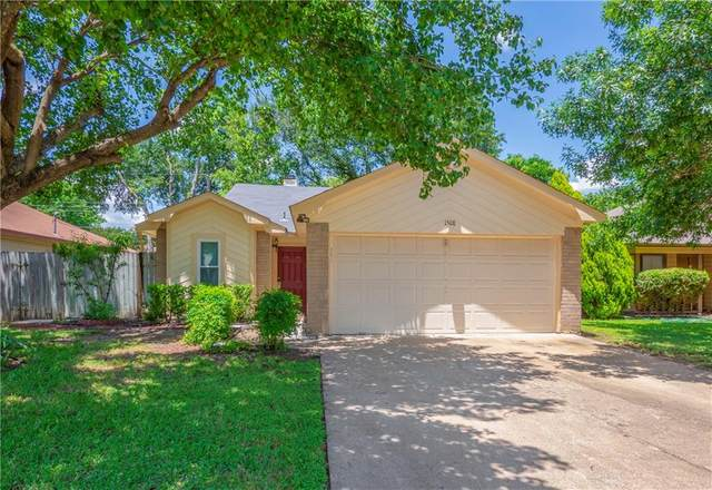 1508 Peachtree Valley Dr, Round Rock, TX 78681 (#1479611) :: The Heyl Group at Keller Williams