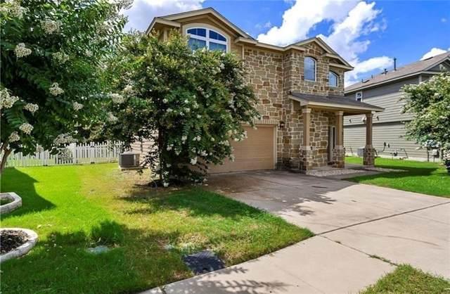521 Trinity Bnd, Round Rock, TX 78664 (#1479648) :: Papasan Real Estate Team @ Keller Williams Realty