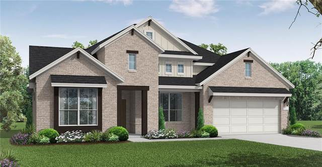 1804 Lakeside Ranch Rd, Georgetown, TX 78633 (#1480253) :: Papasan Real Estate Team @ Keller Williams Realty