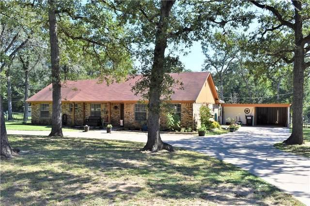 1040 Shady Circle Dr, Lexington, TX 78947 (#1481967) :: Papasan Real Estate Team @ Keller Williams Realty
