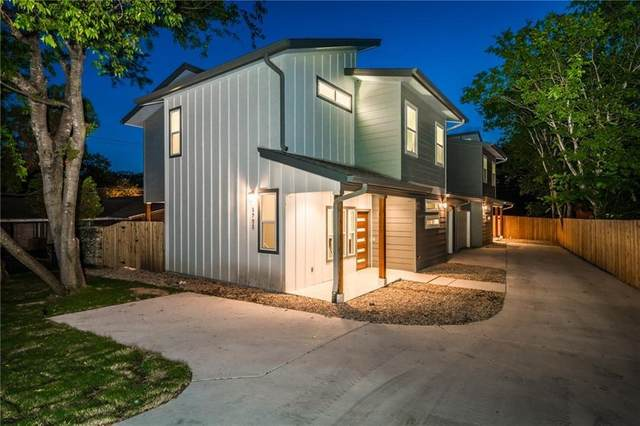 5702 Gloucester Ln A, Austin, TX 78723 (#1482109) :: The Perry Henderson Group at Berkshire Hathaway Texas Realty
