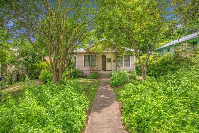 509 E Mary St, Austin, TX 78704 (#1482226) :: Papasan Real Estate Team @ Keller Williams Realty
